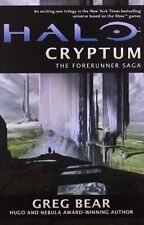 Halo: Cryptum: Book One of the Forerunner Trilogy (Forerunner 1) By Greg Bear