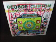 George Clinton Computer Games Sealed New Vinyl LP Reissue Funkadelic Parliament
