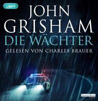 DIE WÄCHTER - GRISHAM,JOHN  2 MP3 CD NEW
