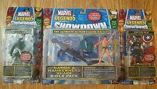 Marvel Legends Showdown Action figure lot