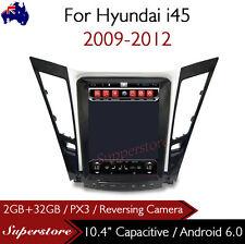 "12.1"" Android QUAD CORD Car Multimedia Player Navi GPS For Hyundai i45 2009-2012"