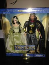 Doll Lord of the Rings Arwen Aragorn Return King Barbie Figures Xmas Gift Set