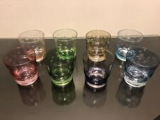Glitter By Block Brand Double Drinking Glasses
