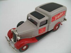 Brooklin Model Car BRK 16: 1936 Dodge Van, Burma Shave, no box
