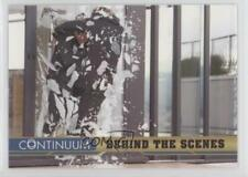 2015 Rittenhouse Continuum Season 3 Behind the Scenes #BS9 Last Minute Card 0z5