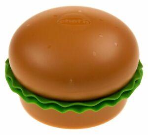 Chef'n Vibe Lot 4 Mini Burger Press 2.5 oz Hamburger Patty Mold Gift Mold Maker