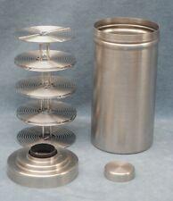 Nikor 4-Reel Stainless Steel Film Processing Tank & Reels For 35Mm