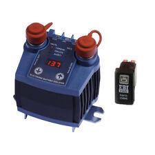 Intervolt EBI100 PRO Dual Battery Isolator 12 V Volt 100A w/ Override switch SBI