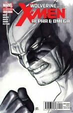 Wolverine and the X-Men Alpha & Omega #1 2nd Print Variant