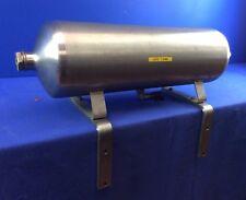 FESTO CRVZS-10-SA HIGH ALLOY STAINLESS STEEL GAS/AIR RESERVOIR 10-LITER CAP.