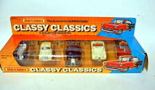 "Matchbox Superfast ""Classy Classic's"" Giftset USA 1983"