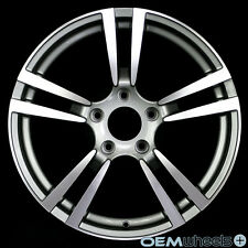 "19"" GREY WHEELS FITS PORSCHE 986 987 CAYMAN BOXSTER COUPE S R CONVERTIBLE RIMS"