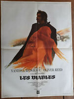 Plakat Les Teufel Ken Russell Oliver Reed Vanessa Redgrave 60x80cm