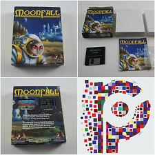 Moonfall a 21ST CENTURY Entertainment jeu pour l'Amiga testé et de travail