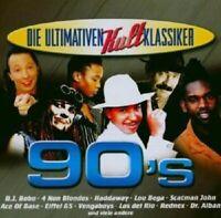 DIE ULTIMATIVEN KULT KLASSIKER 90S CD MIT DJ BOBO UVM