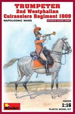 Miniart 1/16 Trumpeter 2nd Westphalian Cuirassiers Regiment 1809 # 16035