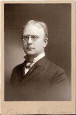 CAB Foto Feiner Herr - USA 1910er