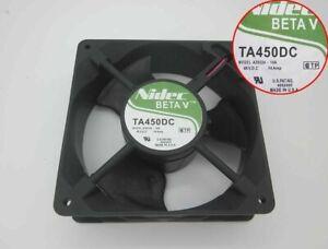 Nidec TA450DC A30324-10A 12038 48V IPC device server fan 120X38MM 2-Pin 120mm