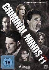 Criminal Minds. Staffel.11, 5 DVDs