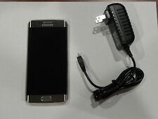 Samsung Galaxy S6 Edge SM-G925V - 64GB - Gold Platinum (Verizon) (Unlocked)