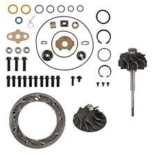6.0L 05.5-07 Ford Powerstroke Turbo Rebuild Kit Cast Wheel Vanes Turbine