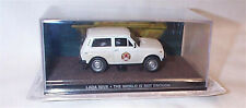 James Bond Lada Niva The World Is Not Enough New in sealed pack