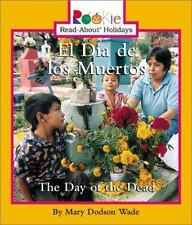 Library Book: The Day of the Dead/El Dia de los Muertos (Rise and Shine) Nation