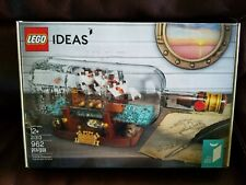 LEGO 21313 Ideas 2018 Ship in a Bottle Brand New Ready to Ship!!