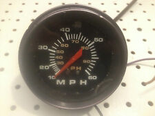 MPH and KPH Gage
