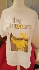 50th Anniversary T Shirt of The Prisoner  - UNISEX Size MEDIUM