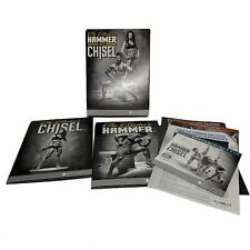 Beachbody The Masters Hammer and Chisel 6 DVD Workout Set + 1 Bonus DVD & Guide