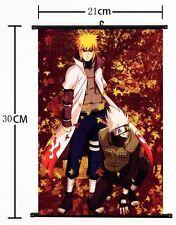 Hot Japan Anime Naruto home decor Wall Scroll Poster s445