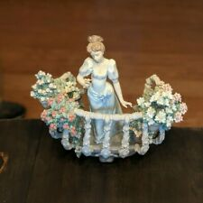 """New ListingRetired / Rare/ Collectible Lladro,""""Far Away Thoughts"""" #1798"""