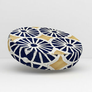 LL001 Round Wheels Cotton Canvas Cushion Cover Bolster Pillow Case*TAILOR MADE*