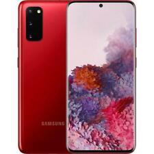 BNEW/SEALED Samsung Galaxy S20 Plus 5G G986N 256GB - Red, Factory Unlocked