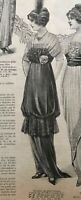 MODE ILLUSTREE December 21,1913+sewing pattern - Ball gowns