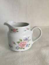 Vintage Especially For You Small Pitcher Planter Floral Design Ftd Japan 1989