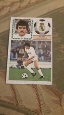 EDICIONES ESTE 1983 1984 JULIO I REAL MADRID FICHAJE 83 84