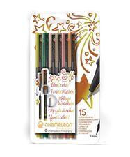 CHAMELEON Fineliner Pens - 6 Assorted Nature Colours