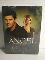 Angel - Season 4 DVD 2004 6-Disc Set 22 Episodes Brand New Factory Sealed