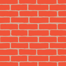 Bricks Stencil for Crafts and DIY - Craft Template - By Cutting Edge Stencils