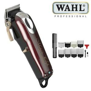 Wahl Cordless Magic Clip Clipper Grooming Set 0.8 - 2.5mm With 8148-830