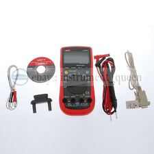 UNI-T UT61C Auto Range LCD Digital Multimeter AC DC Voltage DC Current Tester