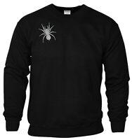 Lady Hale Sweatshirt Spider Brooch Politics Johnson Brexit Xmas Jumper Men Top