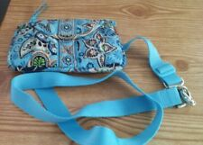 Vera Bradley Travel Belt Bag bali blue