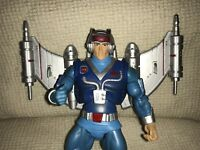 MASTERS OF THE UNIVERSE CLASSICS GALACTIC PROTECTORS ICARUS ACTION FIGURE MATTEL