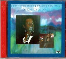 Cheo Feliciano Ismael Quintana Los Soneros de Ponce   BRAND  NEW SEALED CD