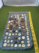 New listing Lot Civil War Reenactor bag and buttons Campaigner quality High end