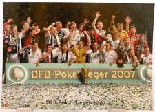 1.FC Nürnberg + DFB Pokal Sieger 2007 + Fan Big Card Edition F142 +
