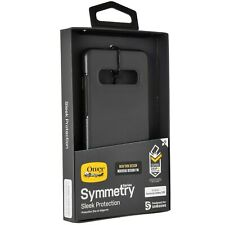 Official Genuine OtterBox Samsung Galaxy S10 Symmetry Tough Case Cover Black